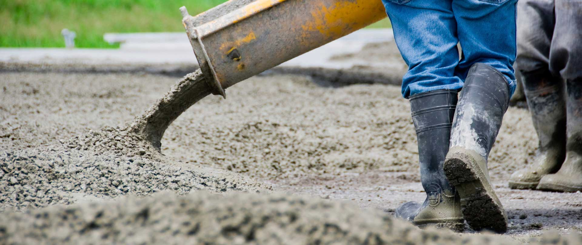 Concrete and concrete products